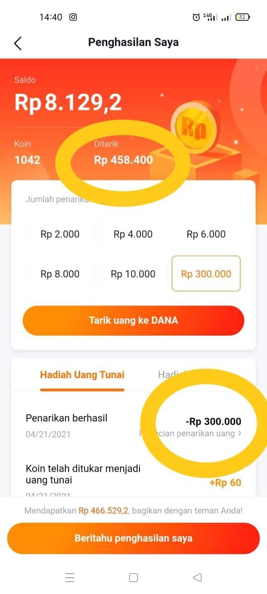 Sehari Rp 300 Ribu, Aplikasi Penghasil Uang Helo Resmi ...